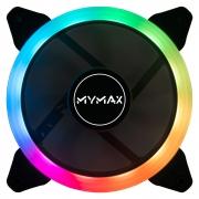 Cooler Gabinete Fan Mymax 120mm Aura Led RGB MYC/SR12025-5CF