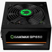 Fonte GameMax GP650 650W 80 Plus Bronze PCF Ativo Preto
