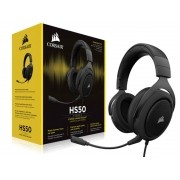 Headset Gamer Corsair HS50 Carbon ( CA-9011170-NA )