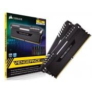 Memoria Gamer DDR4 Corsair 16GB 2X8GB 3000MHZ Vengeance RGB