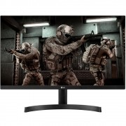 Monitor Gamer LG LED 23.8´ FULL HD IPS Freesync 75HZ 1MS - 24ML600M