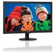 Monitor LCD TFT Philips Tela 27´ LED VGA/HDMI /DVI 273V5LHAB