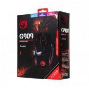 Mouse Gamer Scorpion Marvo G909H BK 1000/4800 DPI