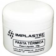 Pasta Térmica Implastec Branca 50G
