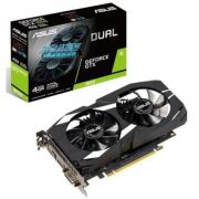 Placa de Vídeo Asus GeForce GTX 1650 4GB GDDR5 Dual Fan OC DUAL-GTX1650-O4G