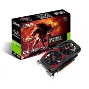 Placa de Vídeo Asus NVIDIA GeForce GTX 1050 Ti OC Cerberus 4GB GDDR5 CERBERUS-GTX1050TI-O4G