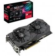 Placa de Vídeo Asus Rog Strix Radeon RX 570 OC 8GB GDDR5 256Bit ROG-STRIX-RX570-O8G-GAMING