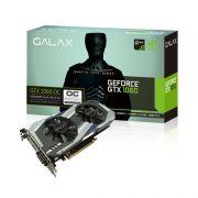 PLACA DE VÍDEO GEFORCE GALAX GTX 1060 OC 3GB 60NNH7DSL9C3 GDDR5 PCI-EXP