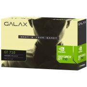 Placa de vídeo Geforce GT 710 1GB DDR3 64Bits 71GGH4HXJ4FN