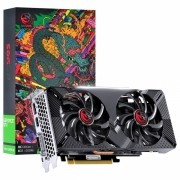 Placa de vídeo Pcyes GeForce GTX 1660 Dual 6GB GDDR5 192Bit PPOC166019206G5