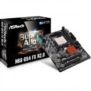 Placa Mãe AMD ASRock N68GS4 FX R20 AM3+
