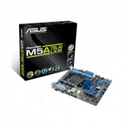 Placa Mãe Asus M5A78L-M LX/BR AMD AM3+ DDR3 Chipset 760G
