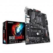 Placa mãe Gigabyte B450 Gaming X Chipset B450 AMD AM4 ATX DDR4