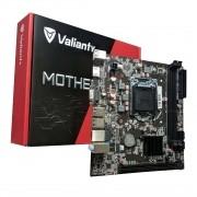 Placa mãe Valianty H61-MA5 LGA 1155 H61 DDR3
