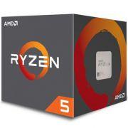 Processador Amd Ryzen 5 2400G 4 Núcleos Cache 6MB 3.6GHZ AM4