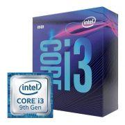Processador intel i3 9100F 4 Cores 3,6 GHz (4,2GHz Turbo) 6MB LGA 1151