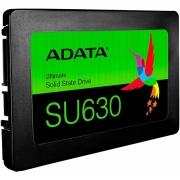 SSD Adata SU630 240GB Sata III Leitura 520MB/s Gravação 450MB/s