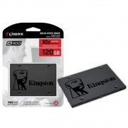 SSD Kingston 120GB A400 SATA 3 Leitura 500MB/s SA400S37/120G
