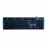 Teclado Mecânico Gamer T-Dagger Bermuda T-TGK312-BL Single Color