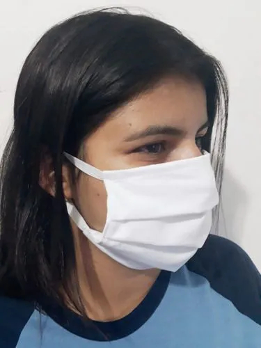 Máscara Reutilizável Lavável Proteção 10 Uni. Envio Imediato