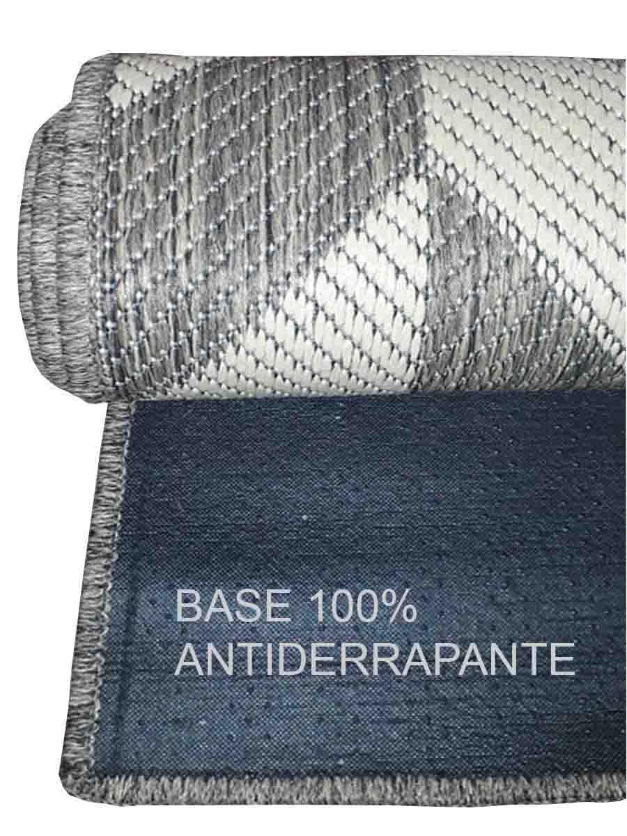 Passadeira Tapete Sisal Lancer 3,00x0,66 100% Antiderrapante