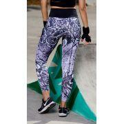 Calça Fitness Black Rose