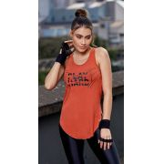 Camiseta Fitness Play hard