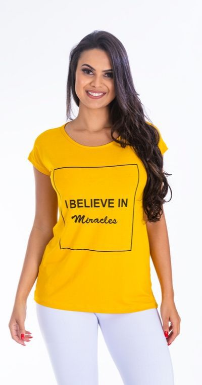 Blusa Love Believe