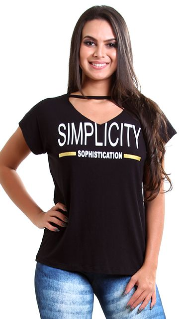 Blusa Simplicity