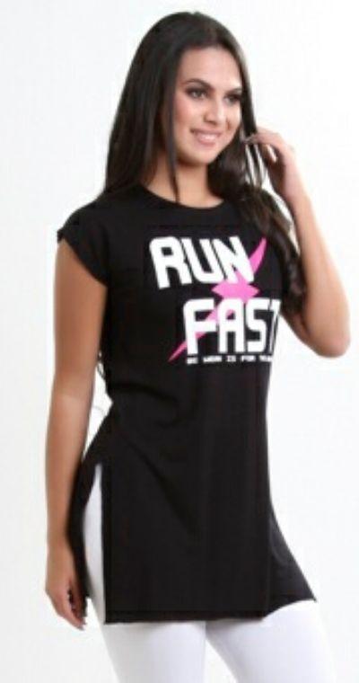 Blusa Vest Leg RunFast