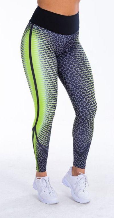Calça Fitness Snake