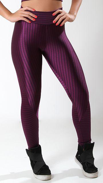 Calça Ikat Purple