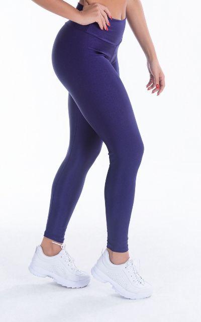 Calça Legging Trilobal Blue