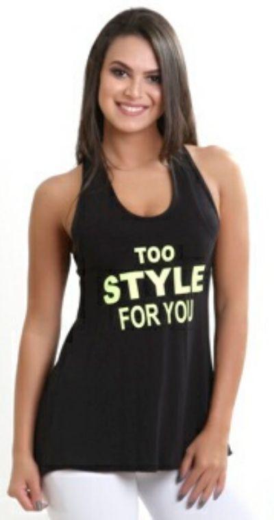Camiseta Fitness Style