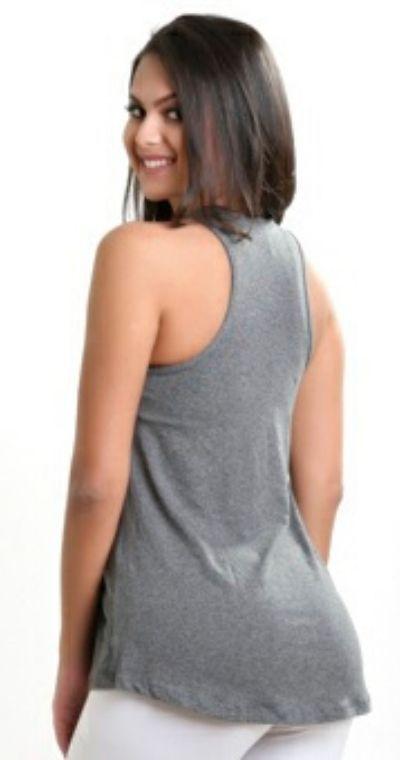 Camiseta Fitness triangulo