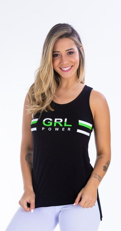 Camiseta Vest leg GRL