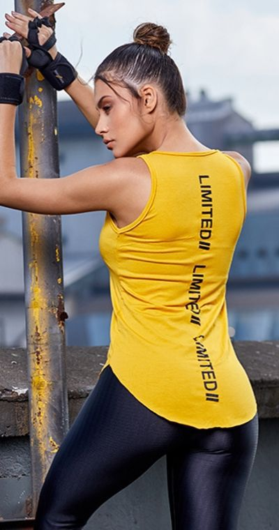 Camiseta Fitness Limited