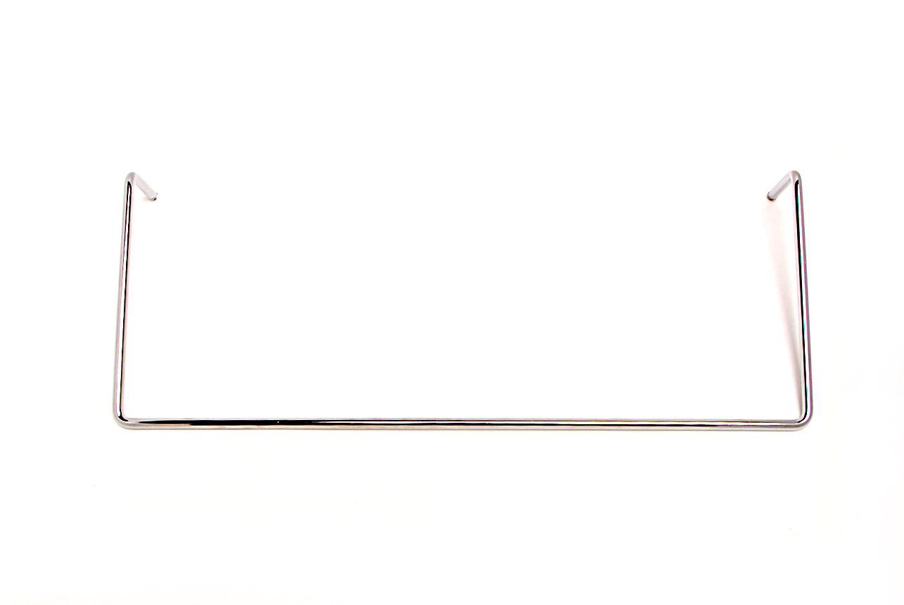 Aramado para Prateleira de Vidro Reta 40cm x 15cm - Aquabox