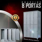 Roupeiro 8 portas Grd