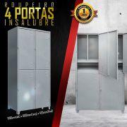 Roupeiro Insalubre 4 Portas