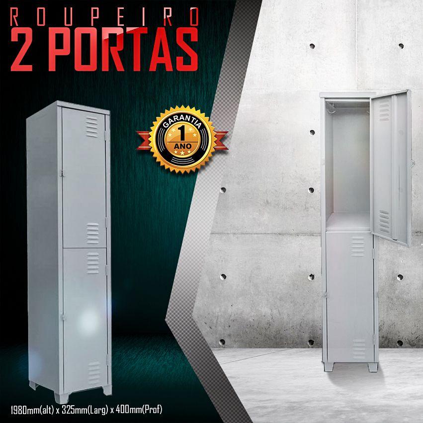 ROUPEIRO 2 PORTAS  - LOJA EUROMOB