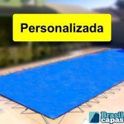 CAPA PARA PISCINA DE MEDIDA 7,50M X 2,50M - BRASIL CAPAS