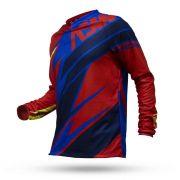 Camisa ASW Image Ultimate 17 - Vermelha/Royal
