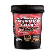 Pasta Integral de Amendoim Amendomaxi 1,005 kg - Crocante