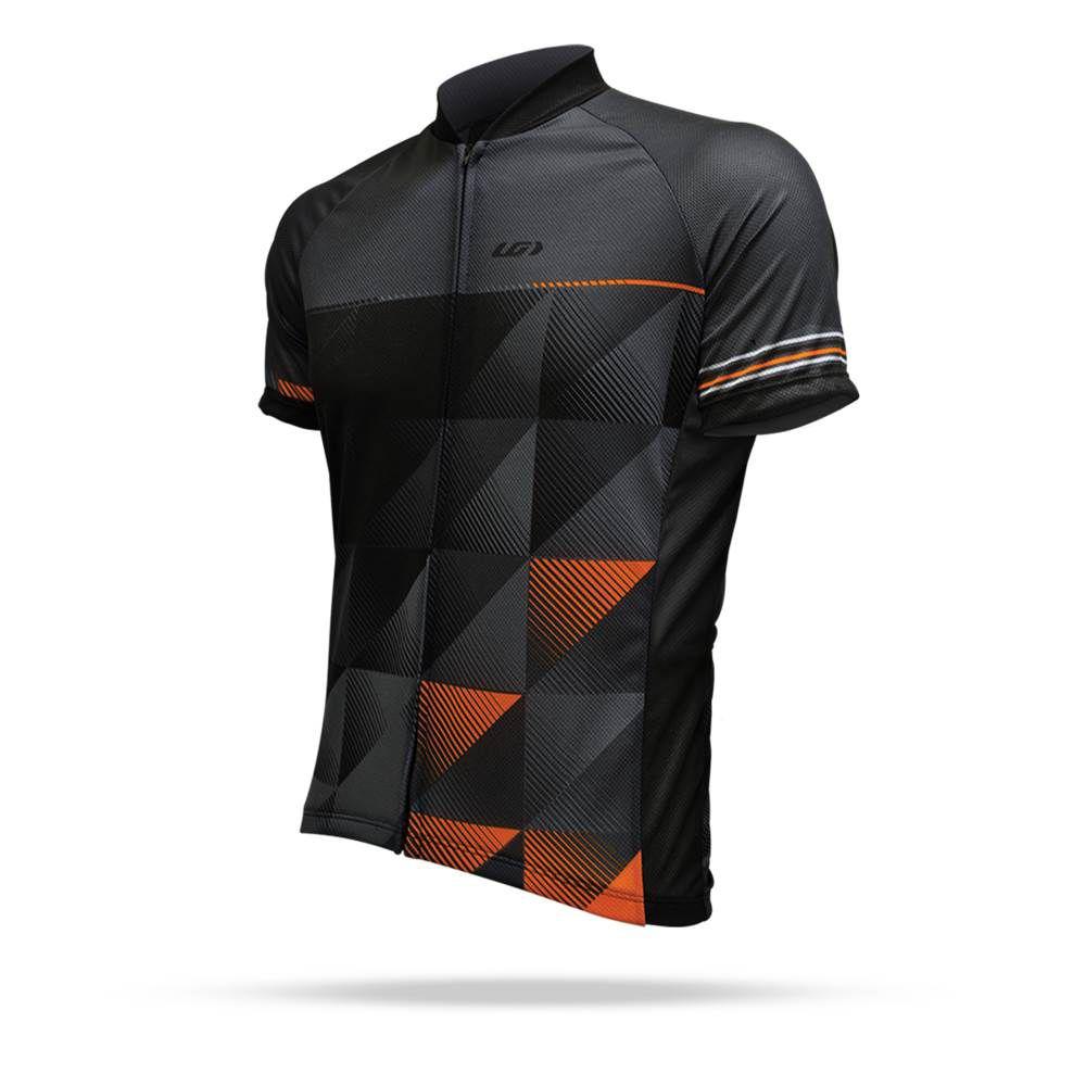 Camisa Ciclismo Louis Garneau LG Limited 17 Masculina Cinza