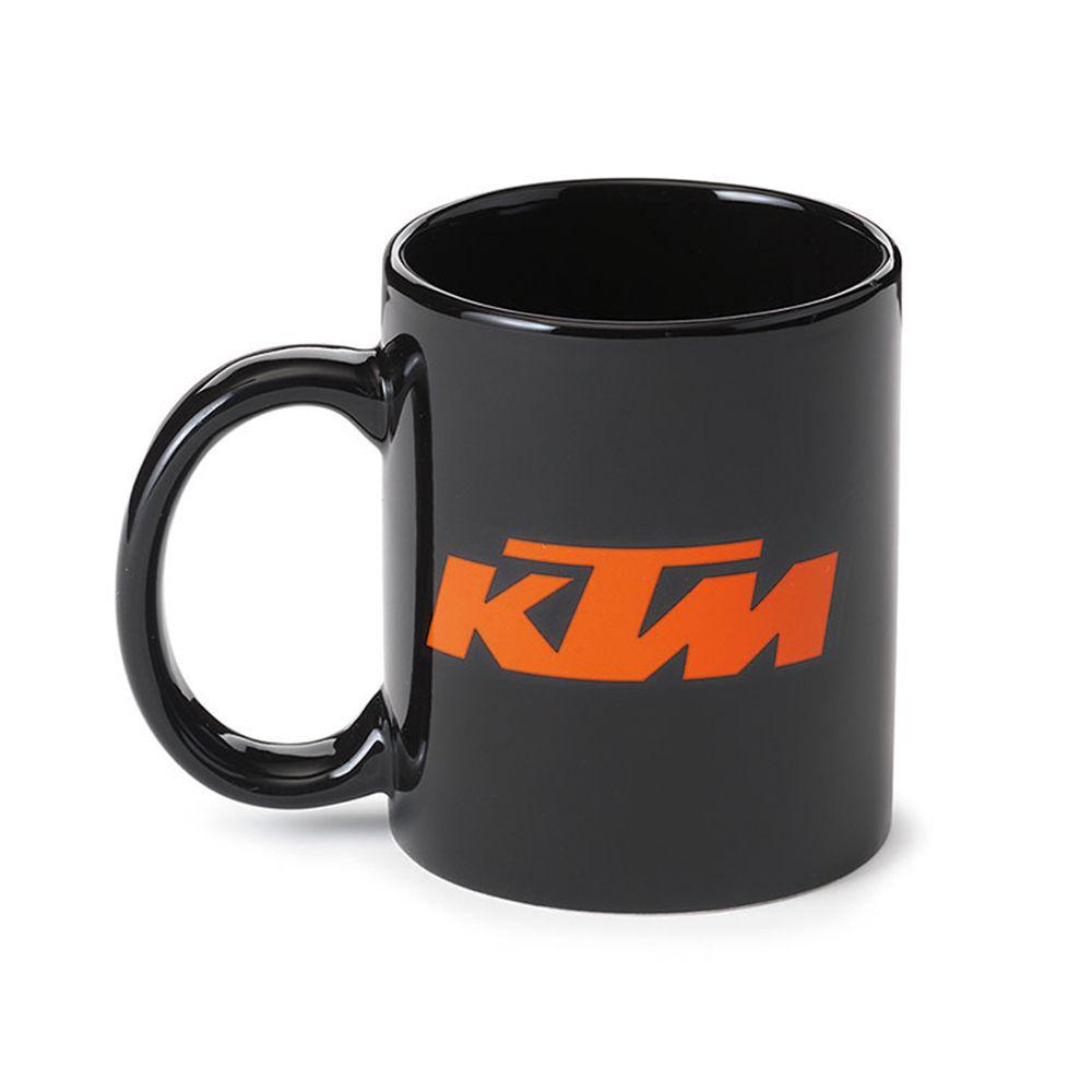Caneca KTM Racing Preta - Powerwear