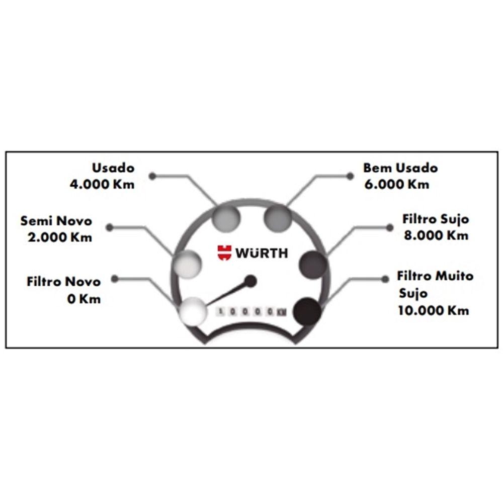 Filtro Ar Condicionado WV Bora (98>) Golf III (93-05) Golf IV (06-13) Beetle (98>) Passat (00-05) Polo Classic (96-03)