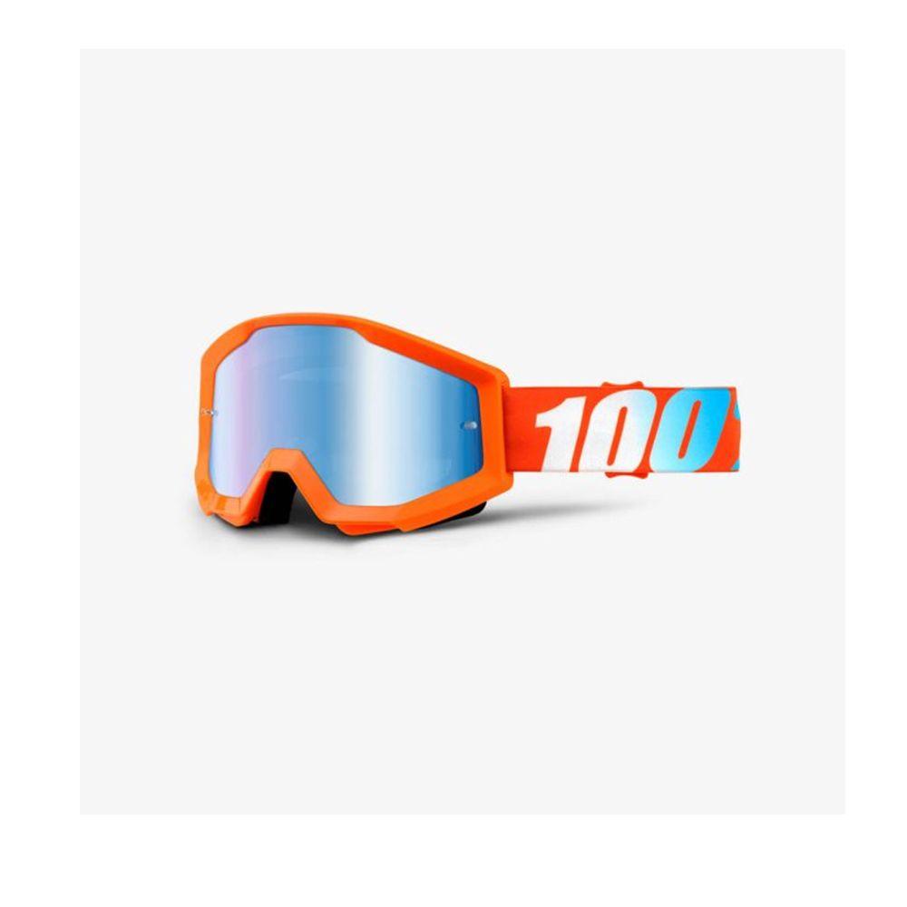 Óculos 100% Strata Espelhado - Gorilla Mix - A evolução de sua ... 72249f2af6