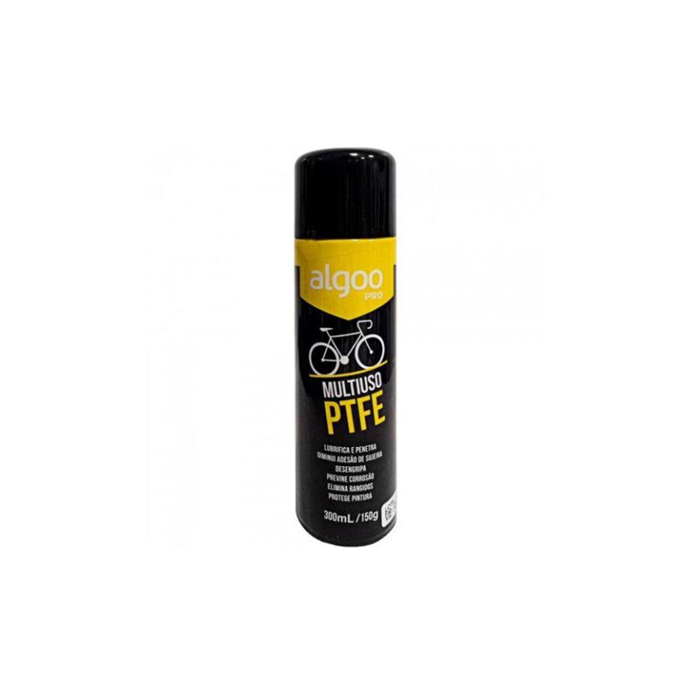 Óleo Lubrificante Algoo Multiuso PTFE Spray - 300 ml