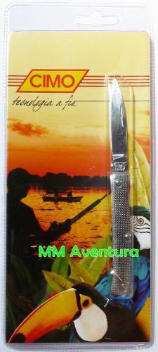 Canivete Cimo Aço Inox Tradicional Agrônomo 220/6
